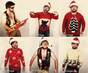 Esos jerseys que sólo se regalan y se ponen en Navidad